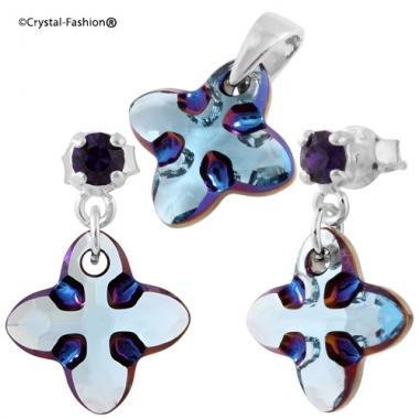 Angelina Cross Tribe p ss16 -14/14 s Aqua-MetallicBlue