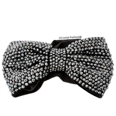 Velvet Bow Tie 13cm