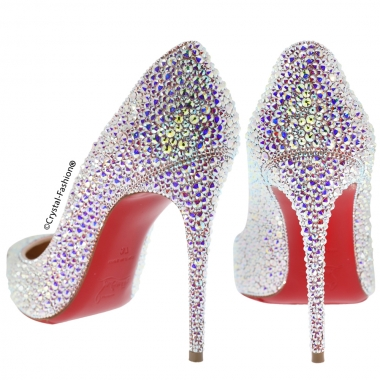 Crystallized Stiletto