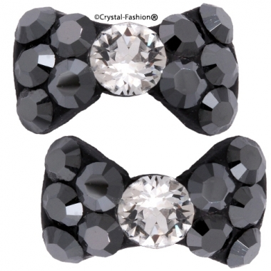 Crystals for nails: Bow Tie U04 (11mm)