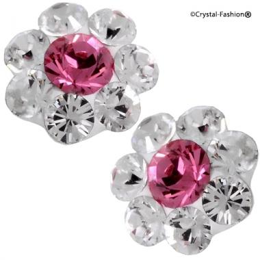 Crystals for nails: Flower U07 (6mm)