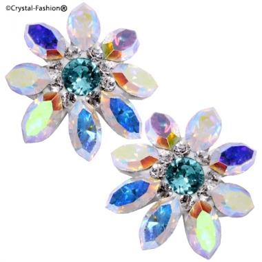 Crystals for nails: Navette Flower U06 (10mm)