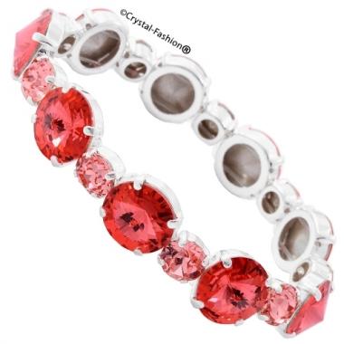 Rivoli Chaton Elastic Bracelet (12/ss34)