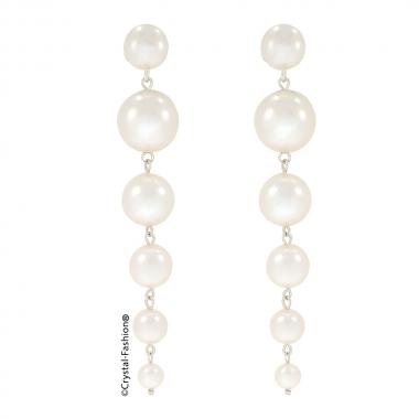 Falling Pearl 8,5cm s WhitePearl