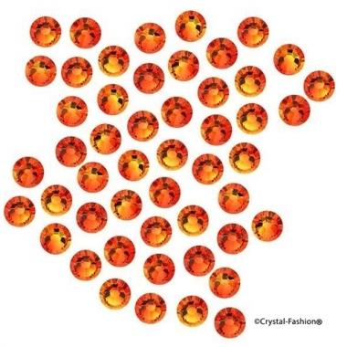 Xilion Rose fb ss12 (3mm) FireOpal HotFix