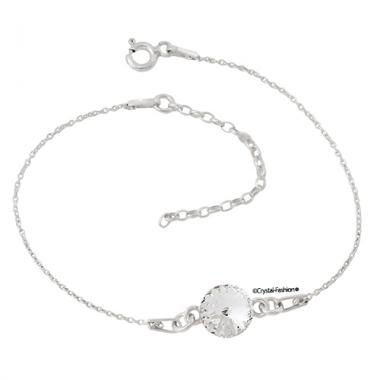 Silver Rivoli r8 gl Bracelet
