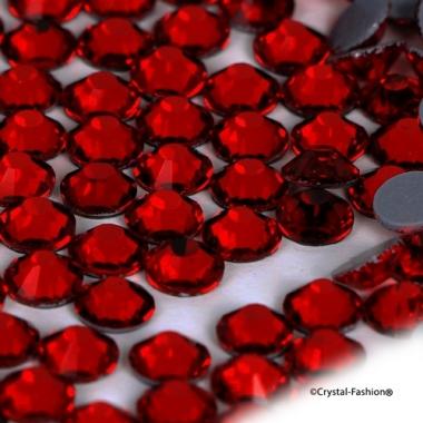 Xilion Rose fb ss30 (6,3mm) Siam HotFix