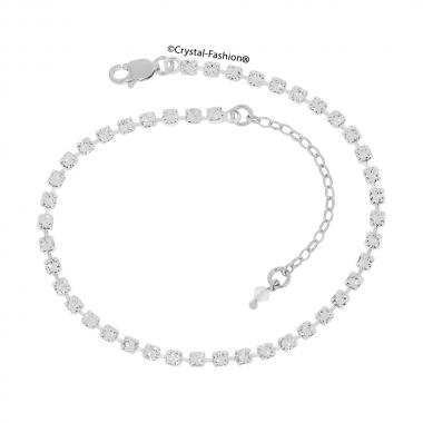 Line Bracelet ss8 (2,5mm)