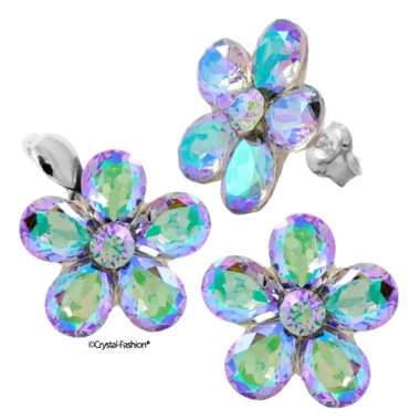 Rounded Pear Flower 8/8 (20mm) s