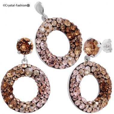 Angelina Chaton Cosmic Ring gl 34-20/20
