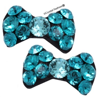 Crystals for nails: Bow Tie U05 (8mm)