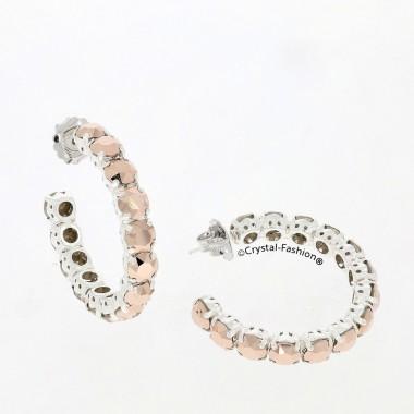 Small Vertical  Earrings 4cm s