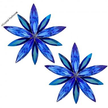 Delicate Star Glitter 2,8cm s