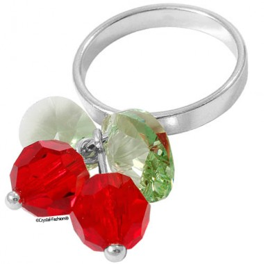 Cherry Fingerring