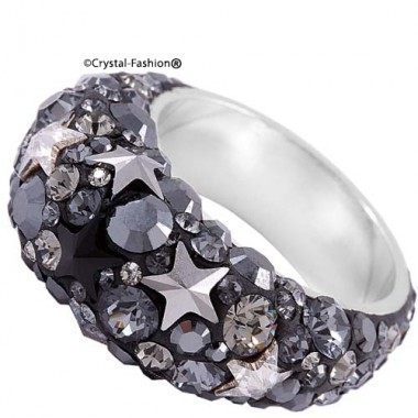 Star CHIC Ring Jet cement