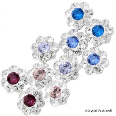 Crystals for nails: Flower U08 (5mm)