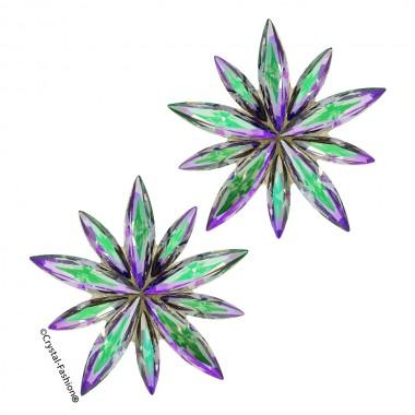 Delicate Star Glitter 2,8cm s ParadiseShine