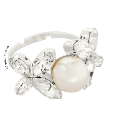 Mia Pearl Ring adj