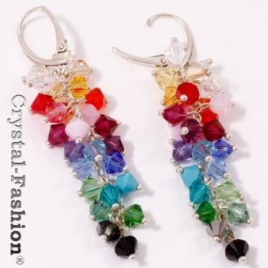 Lambada Earrings 6,6cm Lvbck
