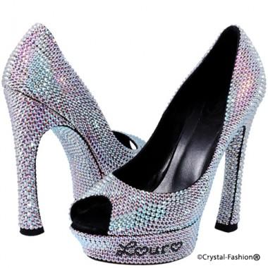 Pantofi Cristalizati