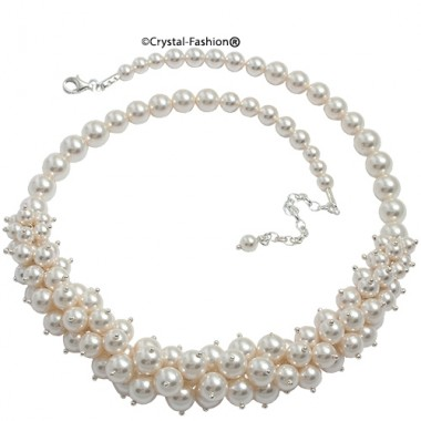 Pufi Pearl Necklace