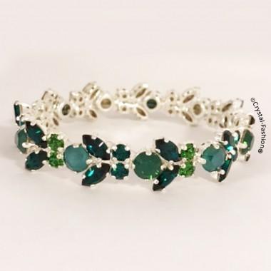 Pastel Baba Emerald-FernGreen-RoyalGreen-PalaceGreenOpal