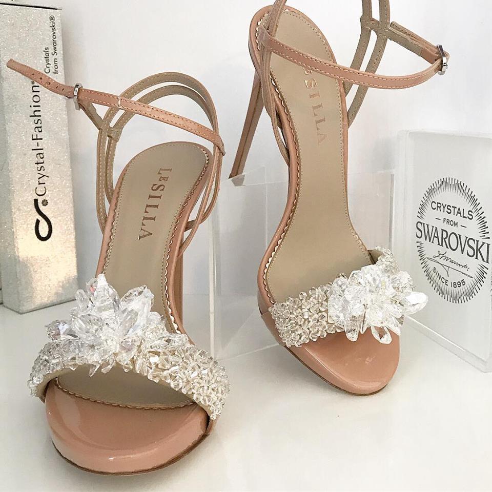 Pantofi stralucitori